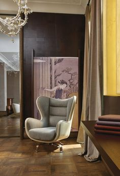 Armchairs | Seating | Butterfly armchair | Promemoria | Romeo. Check it out on Architonic