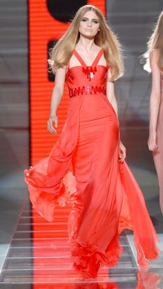 Versace Ready To Wear Autumn 2007