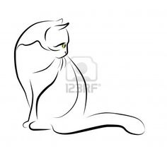 milo cat otis dog coloring pages | 1000+ images about Line Drawings (Cats/Dogs) on Pinterest ...
