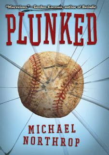 Becky decided to kick off baseball season with a baseball book, PLUNKED by Michael Northrop. Sixth-grader Jack Mogens loses his nerve after getting hit by a pitch, and has to dig deep within himself to avoid giving up the sport he loves. New Books, Good Books, Library Books, The Graveyard Book, Children's Choice, Middle School Libraries, Wimpy Kid, Reading Levels, Learn To Read