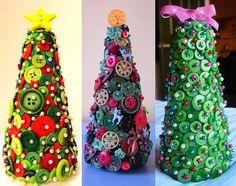 arboles de navidad hechos en madera - Cerca amb Google
