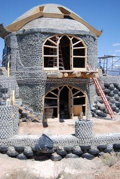 Earthship Home Earthship And Off The Grid On Pinterest