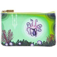 Octopus Ocean Dream Carry Pouch