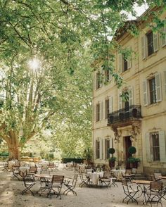 Chateau des Alpilles, a historic chateau in the heart on Provence in the south of France in St. Villas, Life Is Beautiful, Beautiful Places, Beautiful Buildings, Ann Street Studio, French Chateau, South Of France, Looks Cool, Oh The Places You'll Go