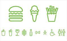 Pentagram's Shake Shack Identity Helps Launch $1.6B Brand - Logo Designer