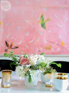 Pretty in pink {PHOTO: Tracey Ayton}