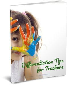 Differentiation Tips for Teachers Digital Book - Organized Classroom Center Management, Management Tips, Book Organization, Classroom Organization, Lesson Plan Templates, Lesson Plans, Fourth Grade, Second Grade, Differentiation In The Classroom