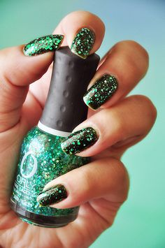 Oh my! For St. Patrick's Day. :)