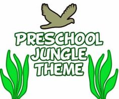 Jungle Theme Lesson Plans For Preschool Kids - Preschool Learning Online