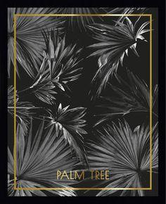G&C Gallery Palm Tree Bild #Deko #Bild #Accessoire #Tropical #Palme #Wohnen #Galaxus
