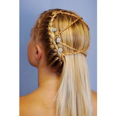 How do people make their hair look so great, and if I simply try to do what… Pretty Hairstyles, Girl Hairstyles, Braided Hairstyles, Wedding Hairstyles, School Hairstyles, Updo Hairstyle, Braided Updo, Renaissance Hairstyles, Goddess Hairstyles