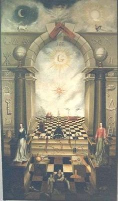 These are designs for the talismans of the knights templar masonic trestle board pronofoot35fo Images