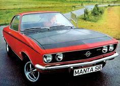 Opel Manta A Automobile, Bugatti, Lamborghini, Pretty Cars, Car Photos, Bmw M5, Audi R8, Old Cars, Custom Cars