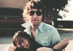 ♥♥John W. O. Lennon♥♥  ♥♥May Pang♥♥