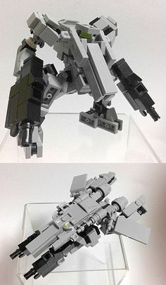 Zizy Lego Mech