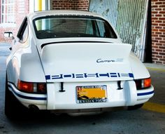 1987 Porsche 911 Carrera RS Backdated Coupe For Sale Rear