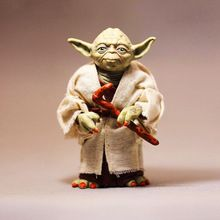 Star Wars The Force Awakens Jedi Knight Master Yoda 12cm Action Figure Collection Brinquedos Kid Toys Figura Juguetes Figurines