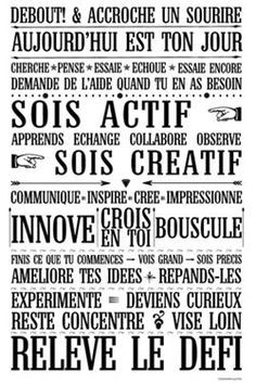 Traiborg - Member Home Page The Words, Cool Words, Positive Mind, Positive Attitude, Motivation, Quote Citation, French Quotes, Co Working, Self Development