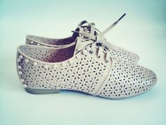 upcycled oxford shoes!