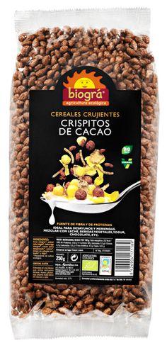 ¡NOVEDAD! Crispitos de Cacao Ecológicos Biográ - Ecologgi #Bio #Organic #Ecologico #Natural #Ecologgi