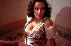 Laura Antonelli in Peccato veniale directed by Salvatore Samperi, 1974