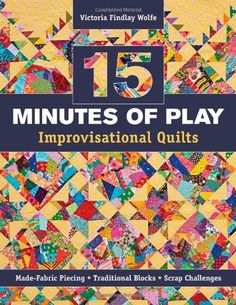 15 Minutes of Play by Victoria Findlay Wolfe - book review at the Ants to Sugar blog