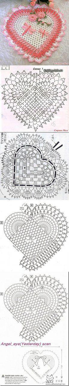 """Помогите найти.: Дневник группы """"Помощь в вязании"""" - Страна Мам [] #<br/> # #Crochet #Hearts,<br/> # #Crochet #Doilies,<br/> # #Crocheting,<br/> # #Crafts,<br/> # #Crochet #Patterns,<br/> # #Heart,<br/> # #Marriage #Memories,<br/> # #Carpets,<br/> # #Tablecloths<br/>"""