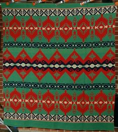 Vintage Beacon Blanket