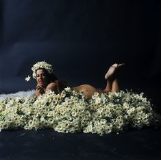 Cass Elliot from the Mama's and the Papa's photographed by Jerry Schatzberg