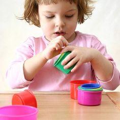 Spatial sense activities help children learn math, science and art.
