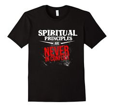 Men's Spiritual Principles Never In Conflict Shirt Recove... http://www.amazon.com/dp/B01DHM3BBC/ref=cm_sw_r_pi_dp_bhkixb0YQ7KRE Celebrate Recovery For Men For Women Don't Leave 5 Minutes Before the Miracle Happens NA AA Narcotics Anonymous Alcoholics Anonymous Motivational Poster Shirt Positive Message