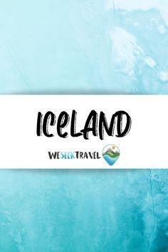 EXPLORE ICELAND AT WWW.WESEEKTRAVEL.COM