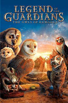 #Movie #Fantasy #LegendOfTheGuardiansTheOwlsOfGaHoole Legend of the Guardians: The Owls of Ga'Hoole - Fantasy Movie: Synopsis: When a…