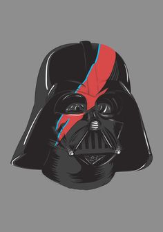 Darth Bowie   Created by Alex Badaro