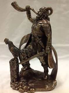 Norse God Heimdal Mythology