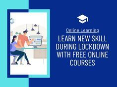 Learn new skill during Lockdown with free online courses: Check the list of language, computer science, Digital Marketing, and Designing courses. Online Language Courses, Online Courses, Data Science, Computer Science, Online Digital Marketing Courses, Online Advertising, Career Development, Machine Learning, Local Bitcoin