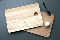breakfast board for berlin lovers