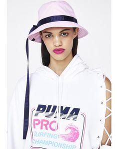 Fenty Puma By Rihanna Strapped Bucket Hat  dollskill  puma  pumasneakers   sneakers   4af458a45ff