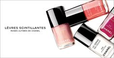 Chanel Roses Ultimes de Chanel Polish Collection