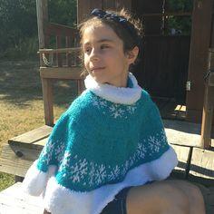 Ravelry: Frozen Princess Poncho pattern by Melissa Kemmerer Frozen Crochet, Frozen Movie, Frozen Princess, Chunky Yarn, Ravelry, Knit Crochet, Knitting, Coupon, Patterns