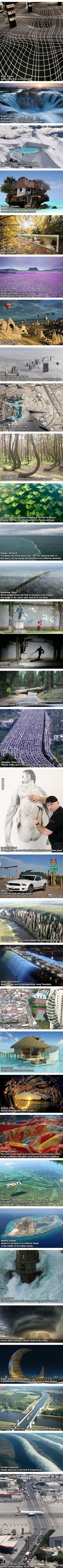 Awesomeness around the world