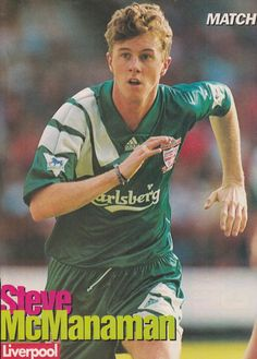Happy Birthday to Steve McManaman who turns 44 today. A natural athlete who just ran and ran and ran. Grunge Style, 90s Grunge, Grunge Outfits, Liverpool Football Club, Liverpool Fc, Bob Paisley, Liverpool Legends, Retro Football Shirts, Lizzie Mcguire
