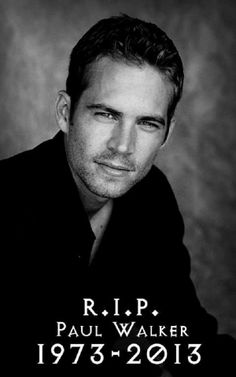 'Fast And The Furious' Actor Paul Walker Dies In Car Crash