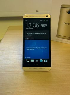 The HTC One Gold - gorgeous handset and FREE from just £25 a month! http://www.buymobiles.net/mobile-phones/htc/htc-one-gold
