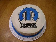 Mopar cake
