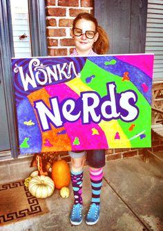 My nerd! nerd costume  nerd candy