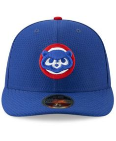 7114c3cbe76 New Era Chicago Cubs Spring Training 59FIFTY-fitted Low Profile Cap