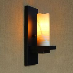 Find More Wall Lamps Information about vintage retro black metal glass lampshade wall lamp for Bathroom Vanity Lights/porch night light/lighting fixture sconce bar ,High Quality lamp shell,China lamp toyota Suppliers, Cheap lamp package from Newatmosphere Lighting Co., Ltd. on Aliexpress.com