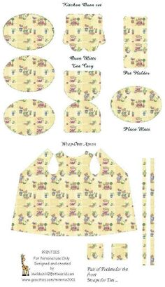 1000 images about dolls house printables kitchenware barbie house is better To Make Barbie Items