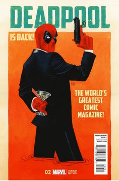 Preview: Deadpool #2, Story: Gerry Duggan Art: Mike Hawthorne Cover: Tony Moore…